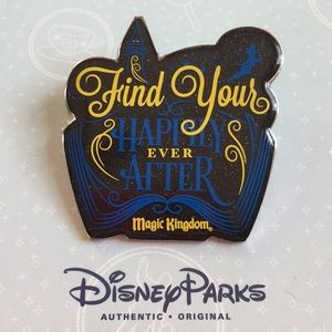 Disney Parks Magic Kingdom Happily Ever After Pin
